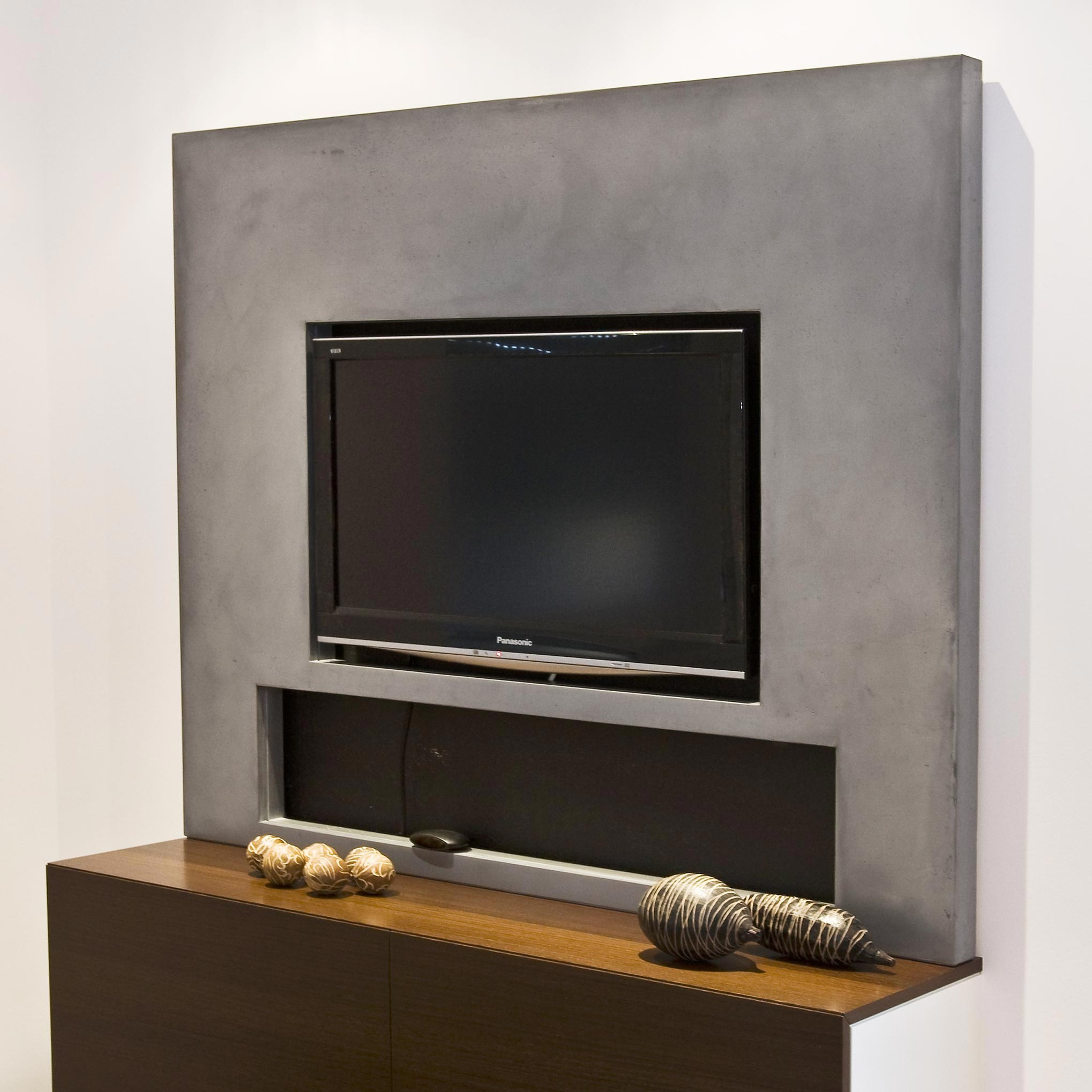 tv wand zelf maken m bel design idee f r sie. Black Bedroom Furniture Sets. Home Design Ideas